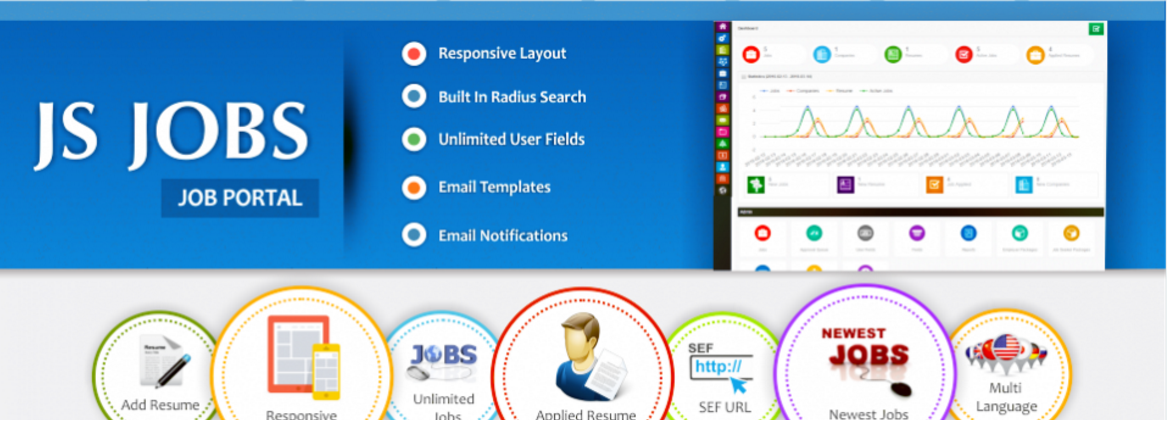Top 5 Free Joomla! Job Board Extension To Build Freelancer Board ...