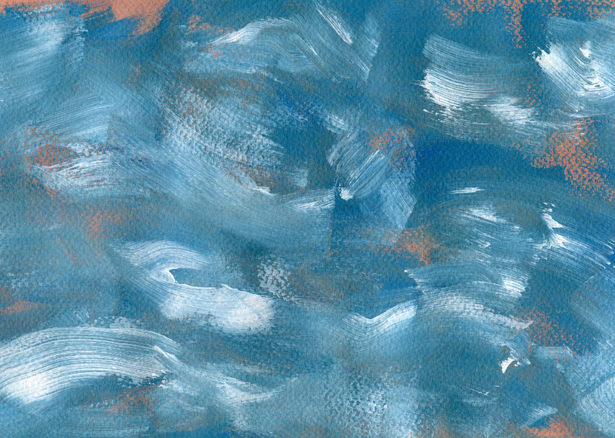 Collection Of Dry Brush Strokes Free Paint Textures