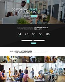 LT Bespace – Free Responsive WorkSpace WordPress Theme