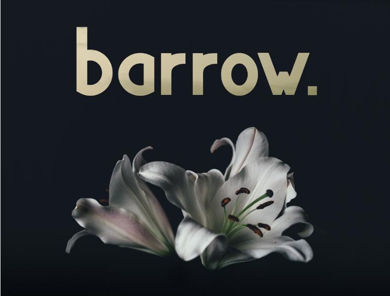 Barrow Free Display Typeface