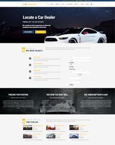LT Carmarket – Free Responsive Car Dealer WordPress Theme