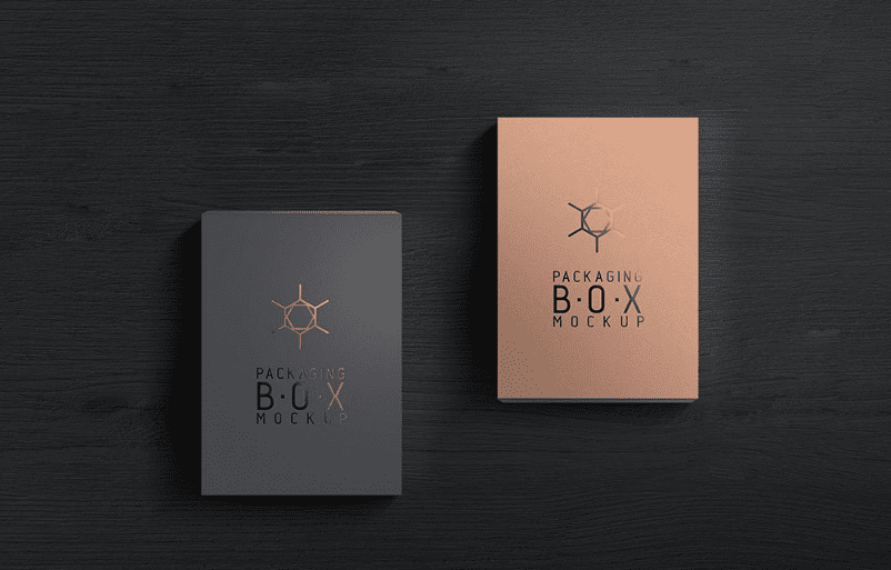 Packaging Box Mockup Psd Templates Ltheme