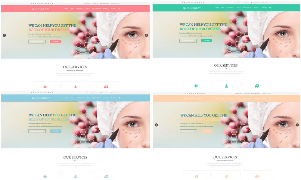 lt-surgery-free-joomla-multiple-color