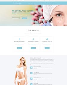 LT Surgery Onepage – Free Single Page Responsive Plastic Surgery Joomla template