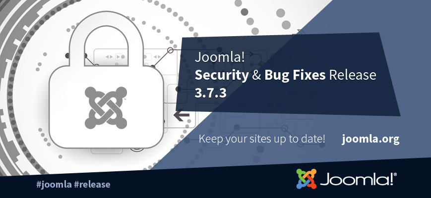Joomla 3.7.3 Released! What's in 3.7.3?