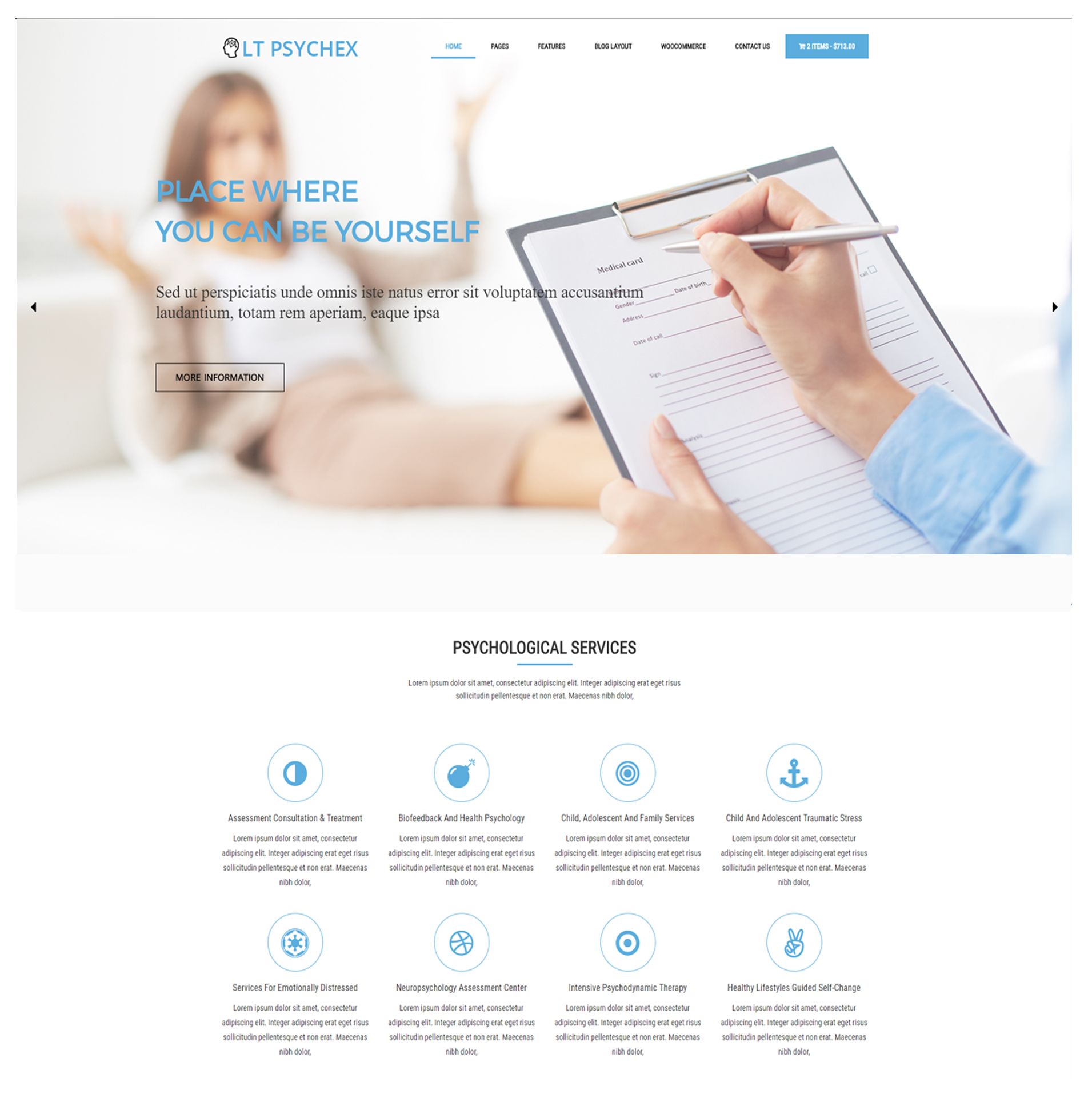 lt psychex free responsive psychologist wordpress themes. Black Bedroom Furniture Sets. Home Design Ideas