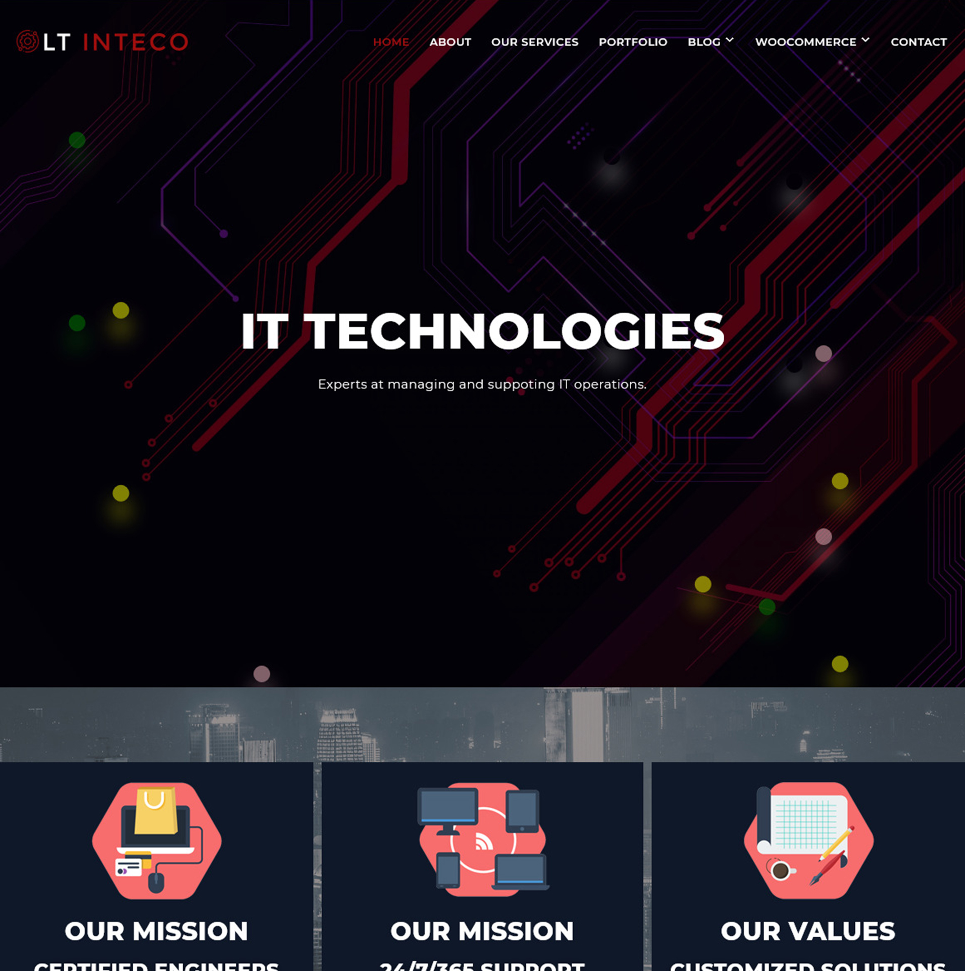 lt-inteco-free-wordpress-theme-screen