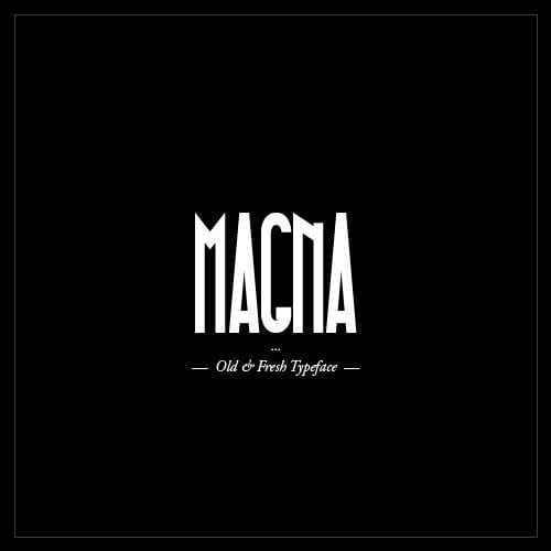 Magna Fresh Free Typerface