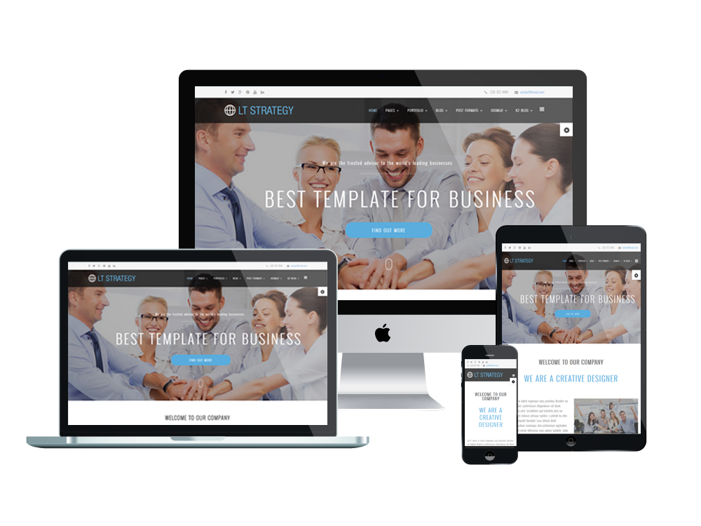 Responsive-LT-Strategy-Best Joomla Business Templates