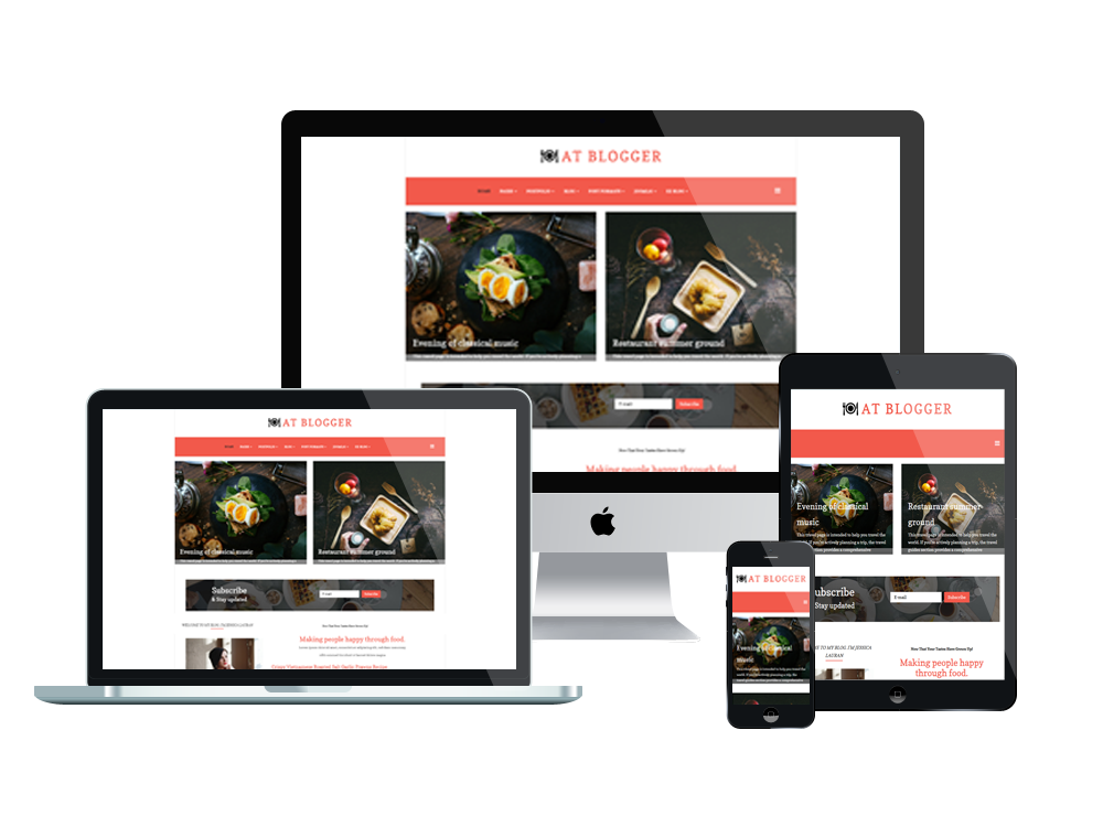 Top Best Free Blog / Magazine Joomla 3 Templates 2018 - Responsive ...