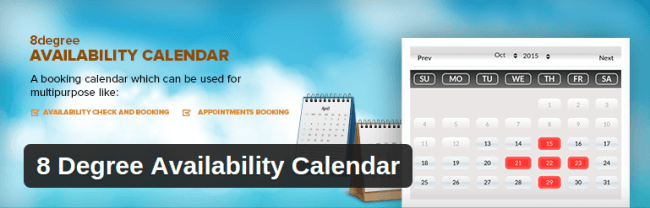 Top 10 Best Booking Calendar WordPress Plugins in 2020