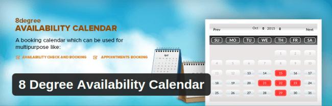 Top 10 Best Booking Calendar WordPress Plugins in 2017