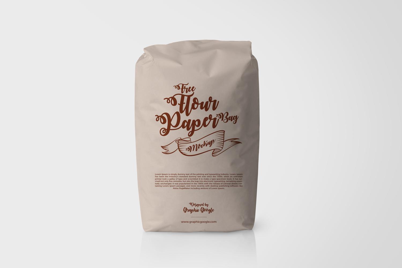 Paper Bag Packaging Free Psd Mockup Ltheme