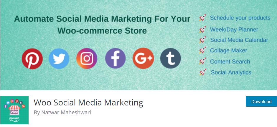 Woo Social Media Marketing