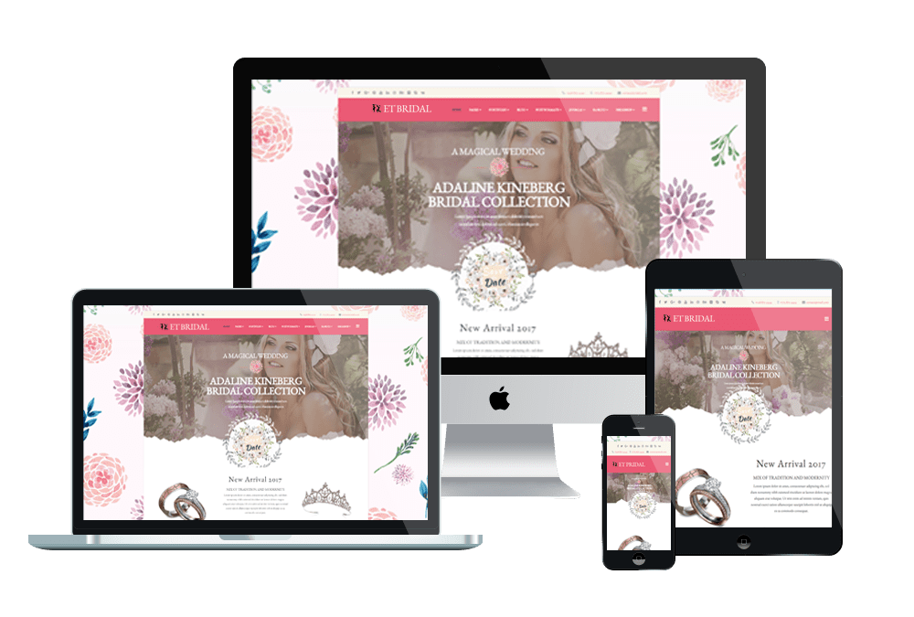 Top Best Free Wedding Joomla 3 Templates 2018