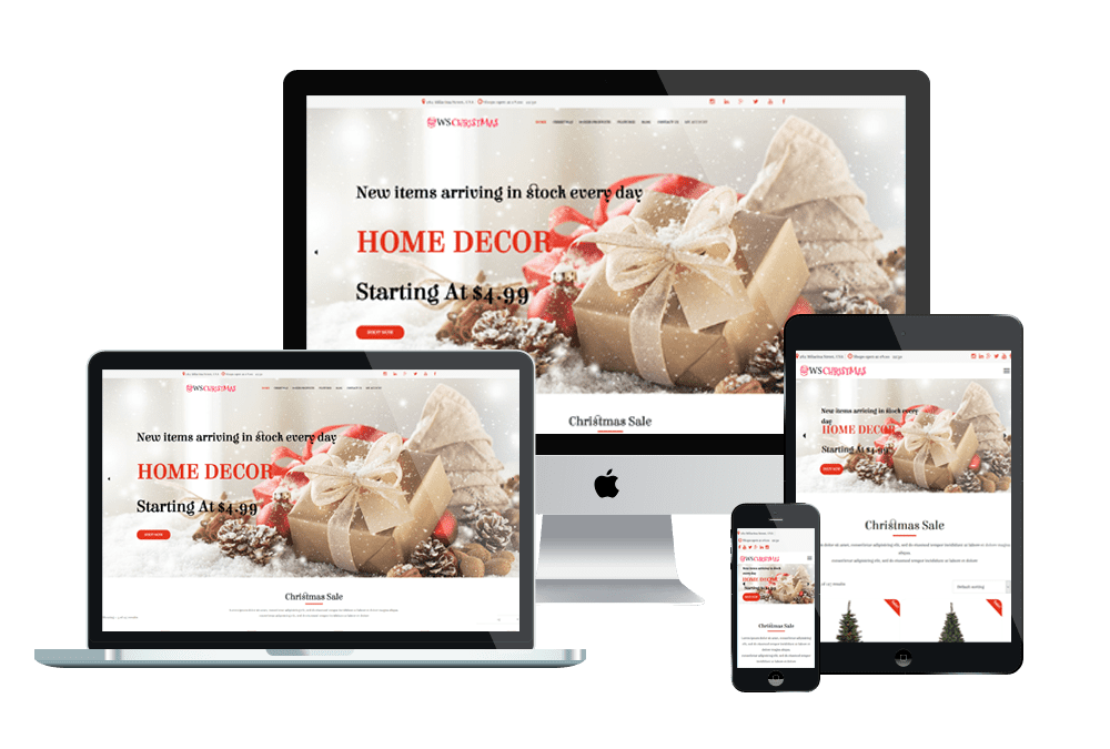 Top Best Free eCommerce WordPress Themes 2019