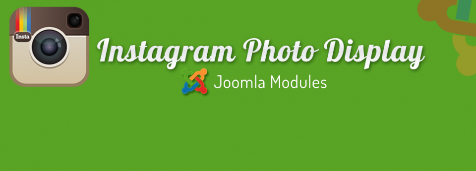 Insta Photo Display Best Joomla Social Media Extension