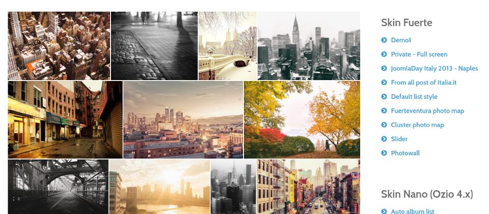 Top Best Free Joomla Photo Gallery Extension 2017