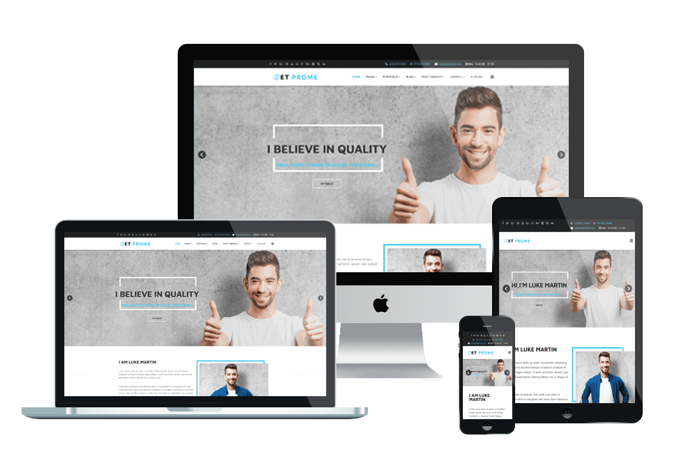 Top Best Free Personal WordPress themes 2019