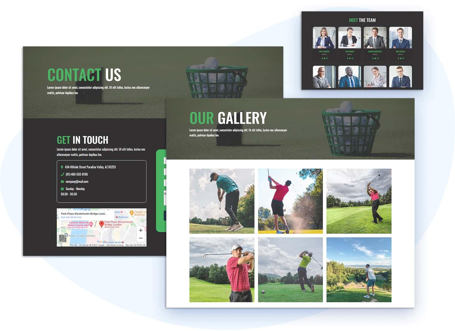 lt-golf-free-responsive-joomla-template-contact