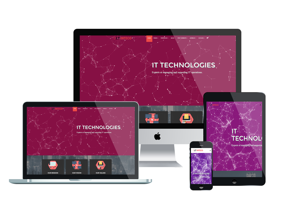 Best Free Responsive WordPress Themes For Business / Company Websites
