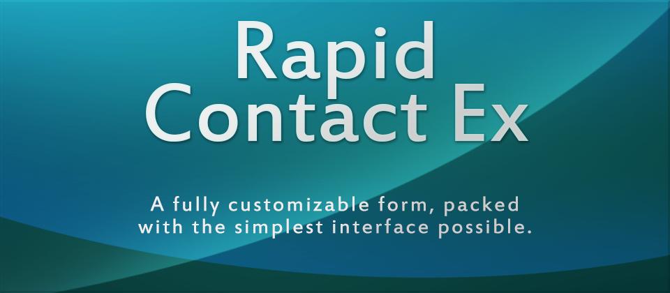 Rapid Contact Ex