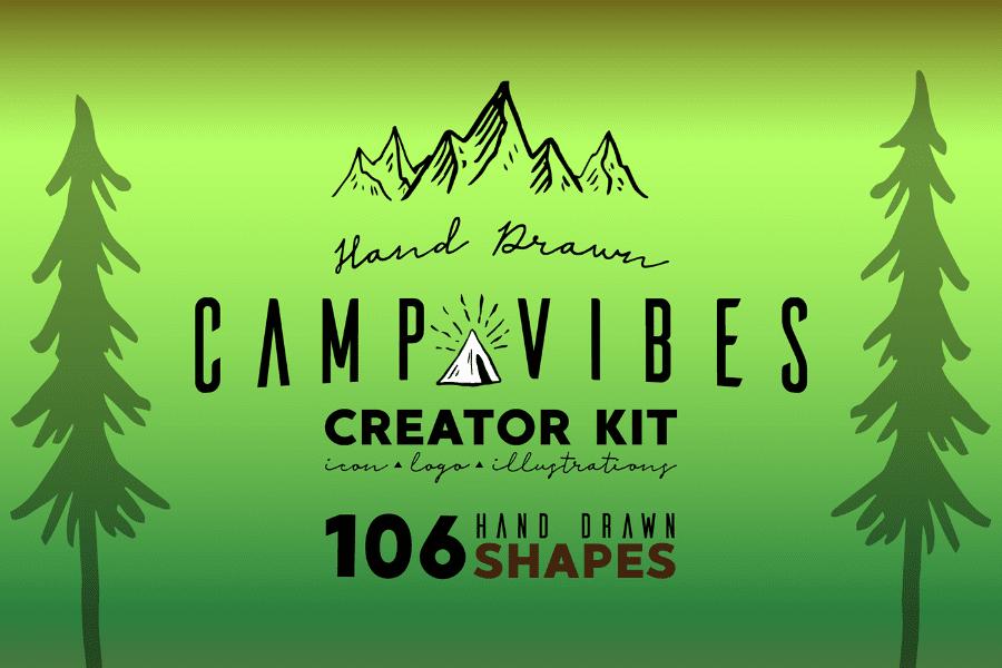 Free Camping Logos Creator