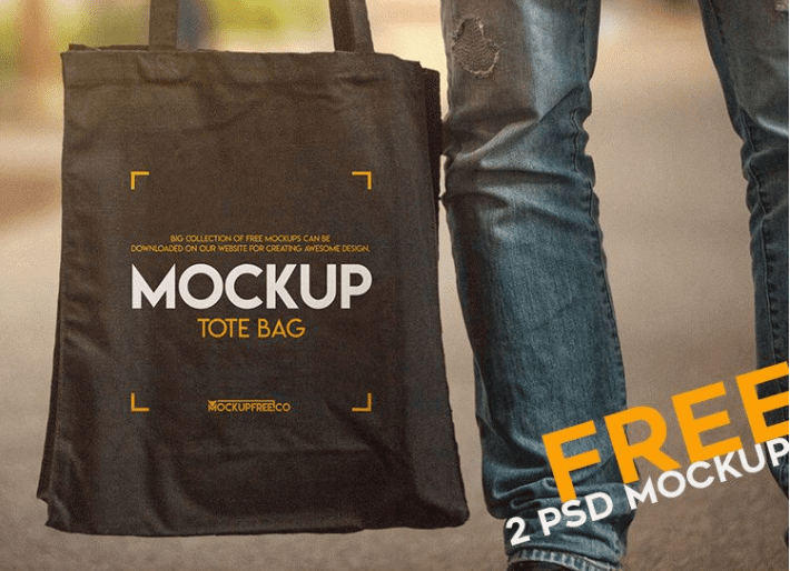 Tote bag psd mockup template responsive joomla and wordpress themes tote bag psd mockup template maxwellsz