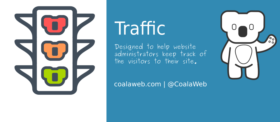 CoalaWeb Traffic
