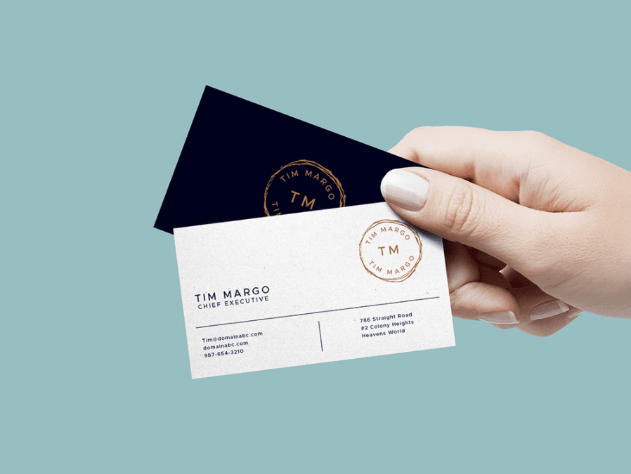 Hand holding business card mockup free template responsive hand holding business card mockup free template reheart Gallery