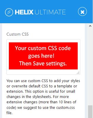 custom_css