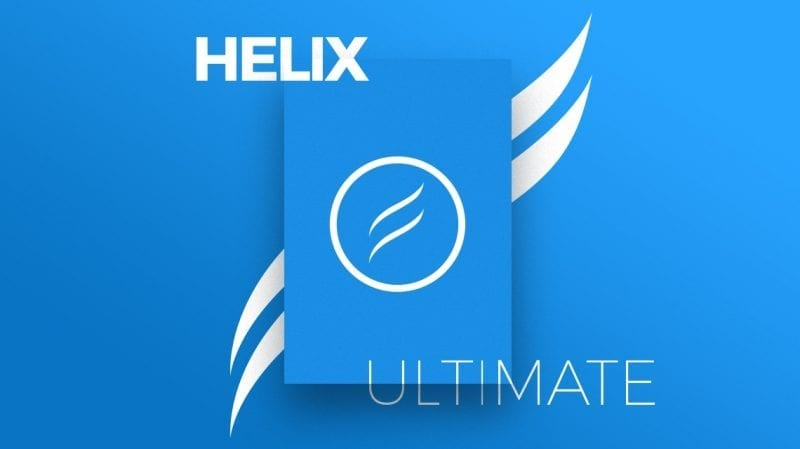 What is Helix Ultimate?