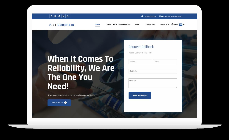 lt-corepair-free-joomla-template-page-builder