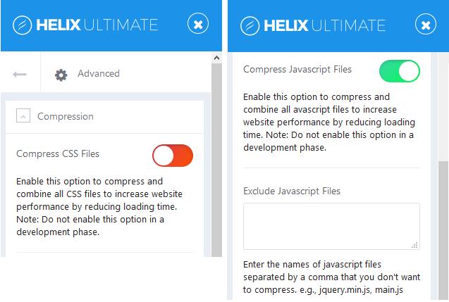 advanced Helix Ultimate
