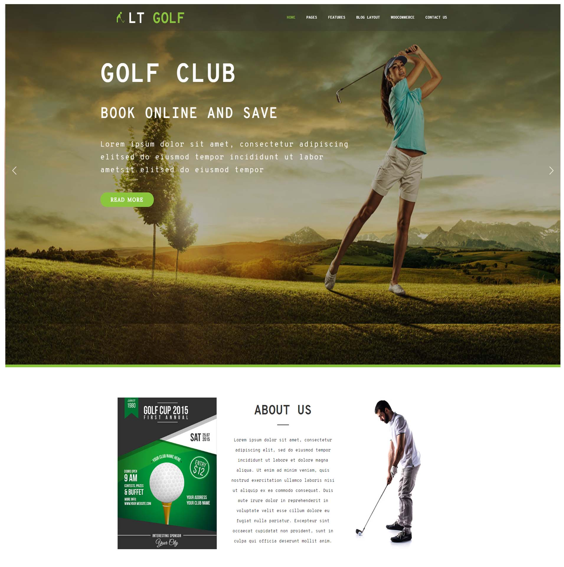 lt-golf-wordpress-theme
