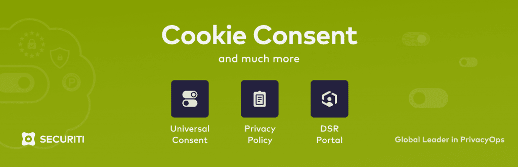 securiti cookie consent