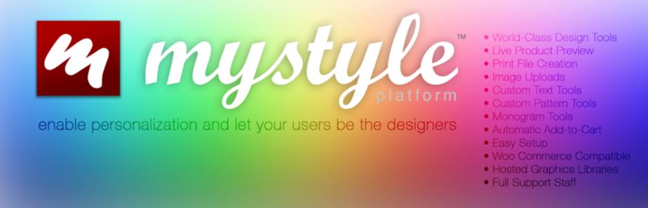 MyStyle Custom Product Designer