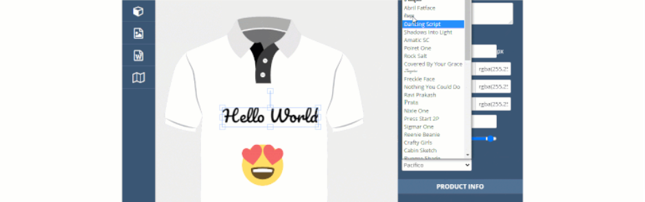Zakeke Interactive Product Designer for WooCommerce