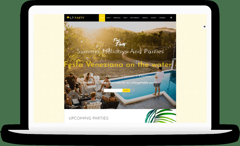 LT-Party-Joomla-template