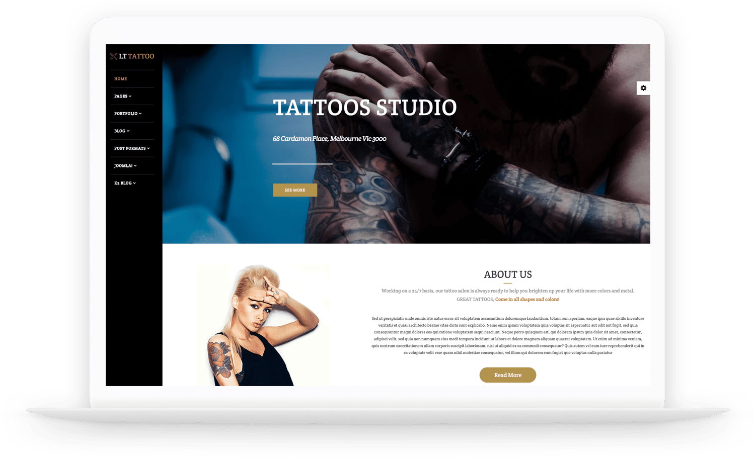 LT-Tattoo-Joomla-template