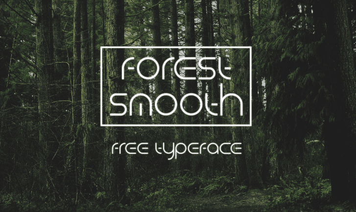 ForestSmooth Elegant Typefaces
