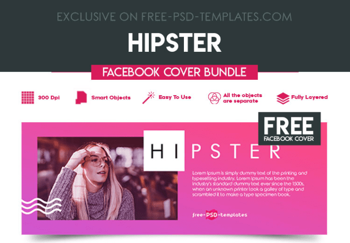 15 Hipster Facebook Covers
