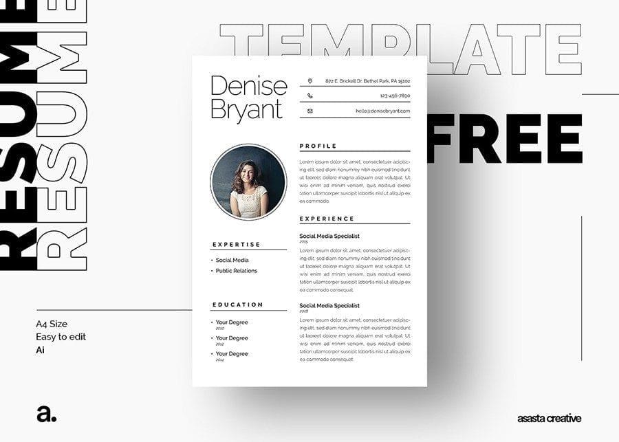 Free Resume Templates – Syra