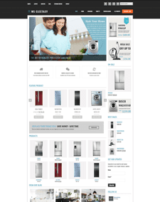 WS Electaxy – Responsive Online Electronics Store Woocommerce WordPress theme