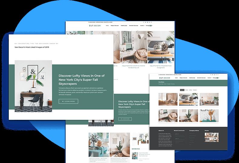 lt-decor-free-joomla-template -blog