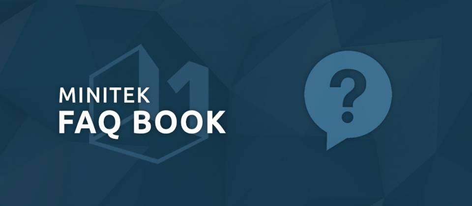 Minitek FAQ Book Joomla FAQ extension