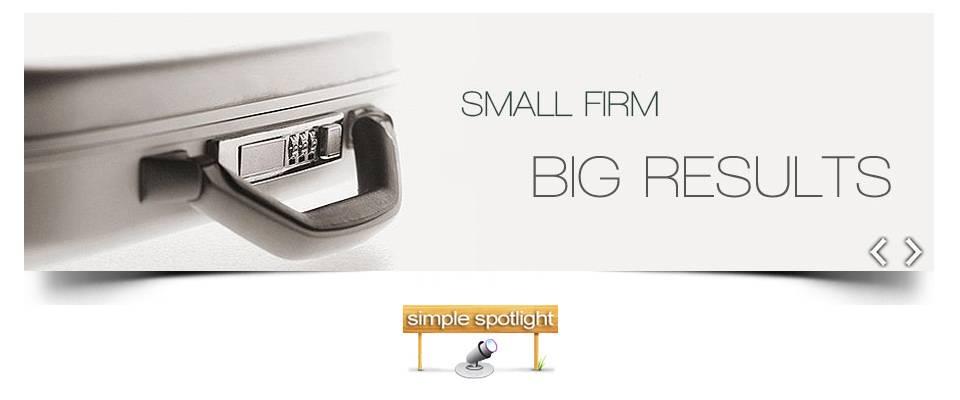 Simple Spotlight joomla image rotator extension