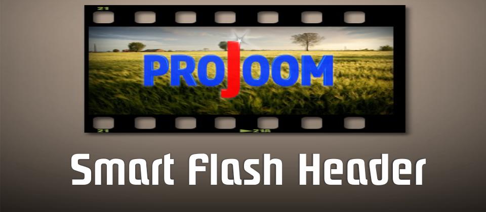 Smart Flash Header joomla image rotator extension