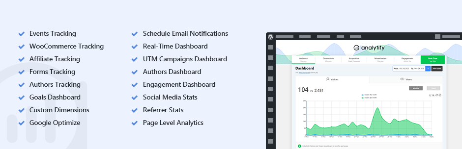 10 Best Analytics WordPress Plugin To Track And Improve Your Business