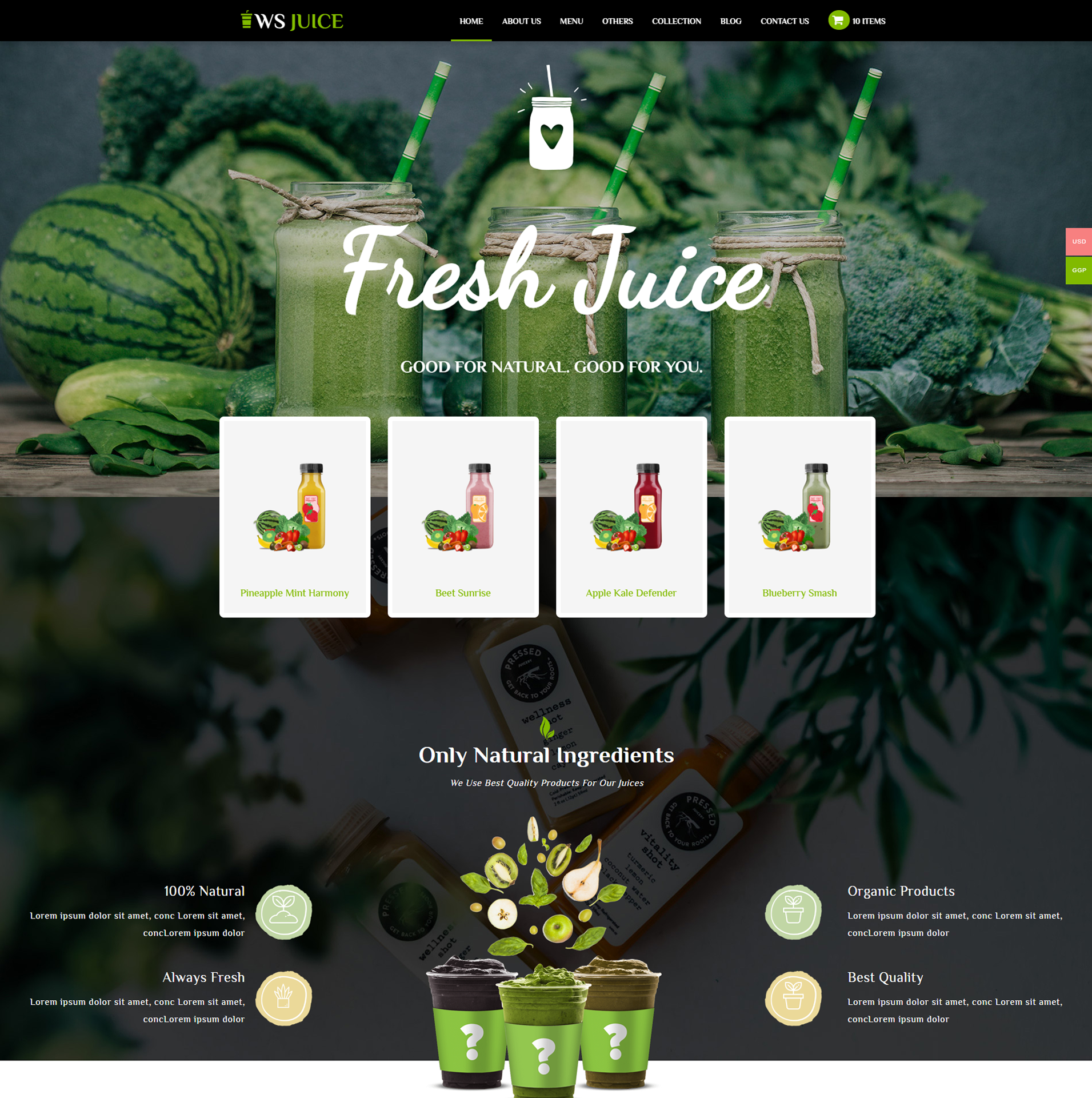 ws-juice-free-responsive-wordpress-theme-home